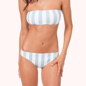 Madewell LIVELY bikini bandeau top